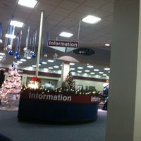 Photo taken at The Eastern Iowa Airport (CID) by Nina S. on 12/19/2012