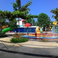 Photo taken at Circus Waterpark by Muhammad F. on 3/1/2015