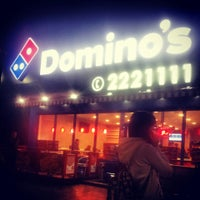 Photo taken at Domino's Pizza by Mary C. on 9/3/2013