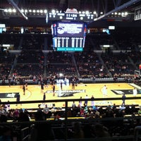 Photo taken at Dunkin' Donuts Center by Johnny K. on 2/16/2013