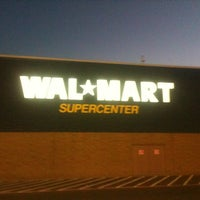 Photo taken at Walmart Supercenter by Bernard H. on 10/30/2012