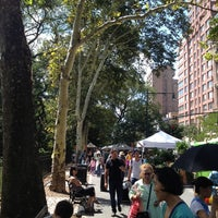 Photo taken at Greenmarket Farmers Market by Christopher A. on 8/24/2014