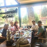 8/27/2017 tarihinde Müzeyyen Y.ziyaretçi tarafından Sebatibey Restorant&Cafe'de çekilen fotoğraf