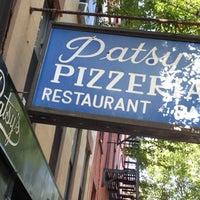 Photo prise au Patsy's Pizza - East Harlem par gia j. le10/12/2012