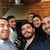 Photo taken at Özcan Usta Dürüm ve Kokoreç by Celil Emre C. on 3/8/2014