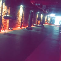 Photo taken at 9 Round by Ziad on 3/20/2018