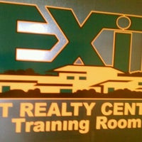 Photo taken at Exit Realty Central by Tom T. on 7/12/2013
