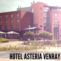 Photo taken at Hotel Asteria Venray by Roel A. on 10/13/2013