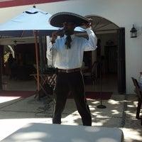Photo taken at Los Charros y Los Pinches Chaparros by Jonathan R. on 4/28/2013