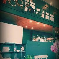 Photo taken at Loft79 by Beata Y. on 8/3/2014