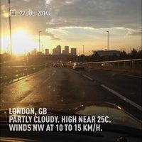 Photo taken at M25 by Hein K. on 7/27/2014