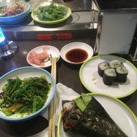 Photo taken at YO! Sushi by Hein K. on 11/10/2016