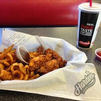 Photo taken at Hardee's by Jess F. on 1/19/2013