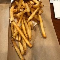 Photo taken at Delux Burger Express by Brad K. on 4/18/2018