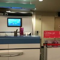 Photo taken at Gate 25 by Brad K. on 12/10/2014
