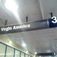 Photo taken at Terminal 3 by Brad K. on 11/23/2012