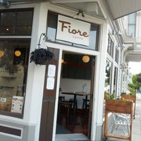 Photo taken at Fiore Caffè by Brad K. on 10/21/2012