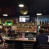 Photo taken at Rogue Ales Public House & Brewery by Brad K. on 8/30/2014