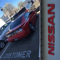 Photo Taken At San Leandro Nissan Service Center By Brad K. On 3/18 ...