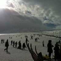 Photo taken at Erciyes Arlberg Sport by Aziz Ö. on 3/10/2013