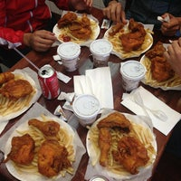 Photo taken at Palace Fried Chicken by Aslbeck O. on 5/24/2013