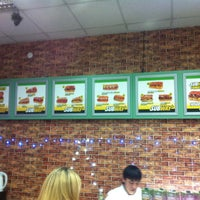 Photo taken at Subway Restaurant by Aslbeck O. on 1/7/2013