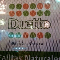 Photo taken at Duetto by Sebastian P. on 10/24/2012