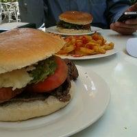 Photo taken at DoceTrece Schop & Sandwich by Beu on 11/17/2012