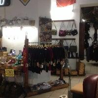 Photo taken at UZWO Shop Berlin by Arnd on 12/10/2013