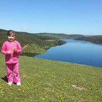 Das Foto wurde bei Alibeyköy Barajı von Fetih D. am 4/24/2013 aufgenommen