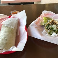 Photo taken at Super Taqueria by Eric B. on 6/5/2017