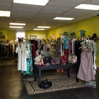 Photo taken at Dandelion Boutique & Consignment by Lisa S. on 5/1/2013