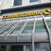 Photo taken at Commerzbank by Lars M. on 7/13/2013