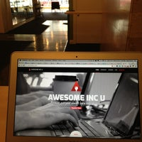 Photo taken at Awesome Inc. by Nick S. on 7/24/2013