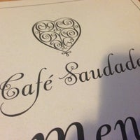 Photo taken at Café Saudade by Sofia Santos M. on 1/5/2013