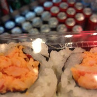 Photo taken at Sushi-A-Go-Go by David G. on 12/5/2012