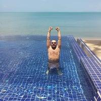 Photo taken at Lipa Bay Resort by Pavel G. on 3/26/2015