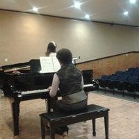 Photo prise au Escuela Nacional De Música par Paleta le6/15/2013