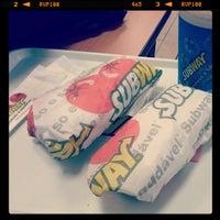 Photo taken at Subway by Nay on 9/2/2013