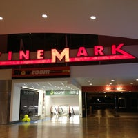 Photo taken at Cinemark by Alejo A. on 11/21/2012