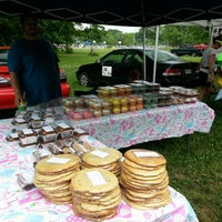 Photo taken at Farmers market by Kathy C. on 6/18/2014