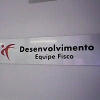 Photo taken at Desenvolvimento Fisco by Miquéias N. on 3/18/2014