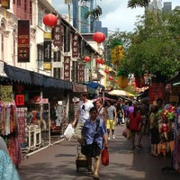 Photo taken at Chinatown by Natalia M. on 2/23/2013