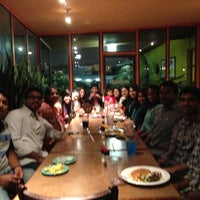 Photo taken at Amazon Grill by Andrew C. on 12/10/2012