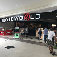 Photo taken at Robinsons Movieworld by Mary W. on 3/8/2017