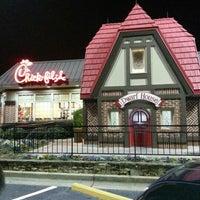 Photo taken at Chick-fil-A by Dawn J. on 12/12/2012