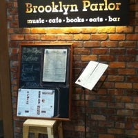 Photo taken at Brooklyn Parlor by Abueng on 10/24/2012