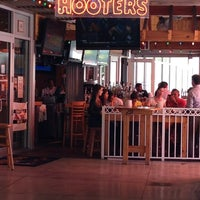 Photo taken at Hooters by Julieth C. on 3/21/2013