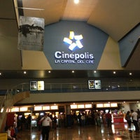 Photo taken at Cinépolis by Abraham R. on 4/1/2013
