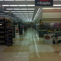Photo taken at Ralphs by Curt E. on 12/31/2012